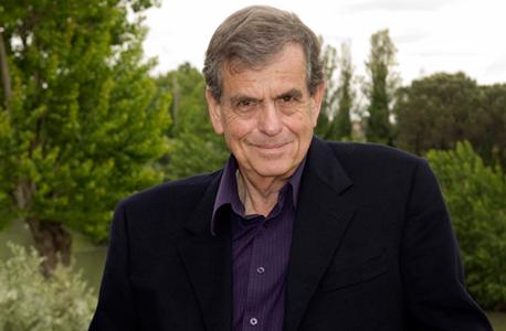 Le lauréat du prix Nobel israélien Aaron Ciechanover.  Photo: Unité du porte-parole du Technion