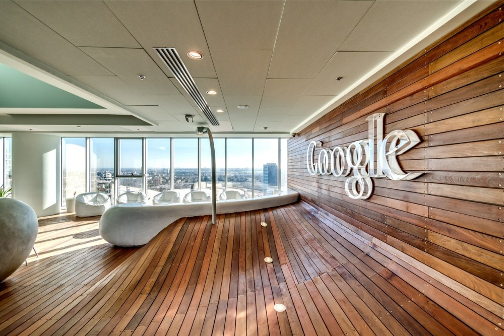 Google Israël à Tel Aviv