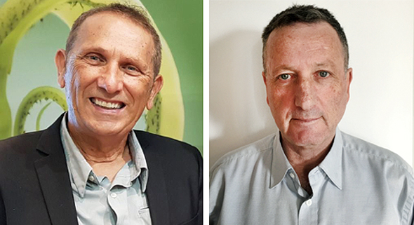 Le PDG de Sonovia, Eli Assa (à gauche) et le fondateur, Joshua Herchcovici.  Photo: PR