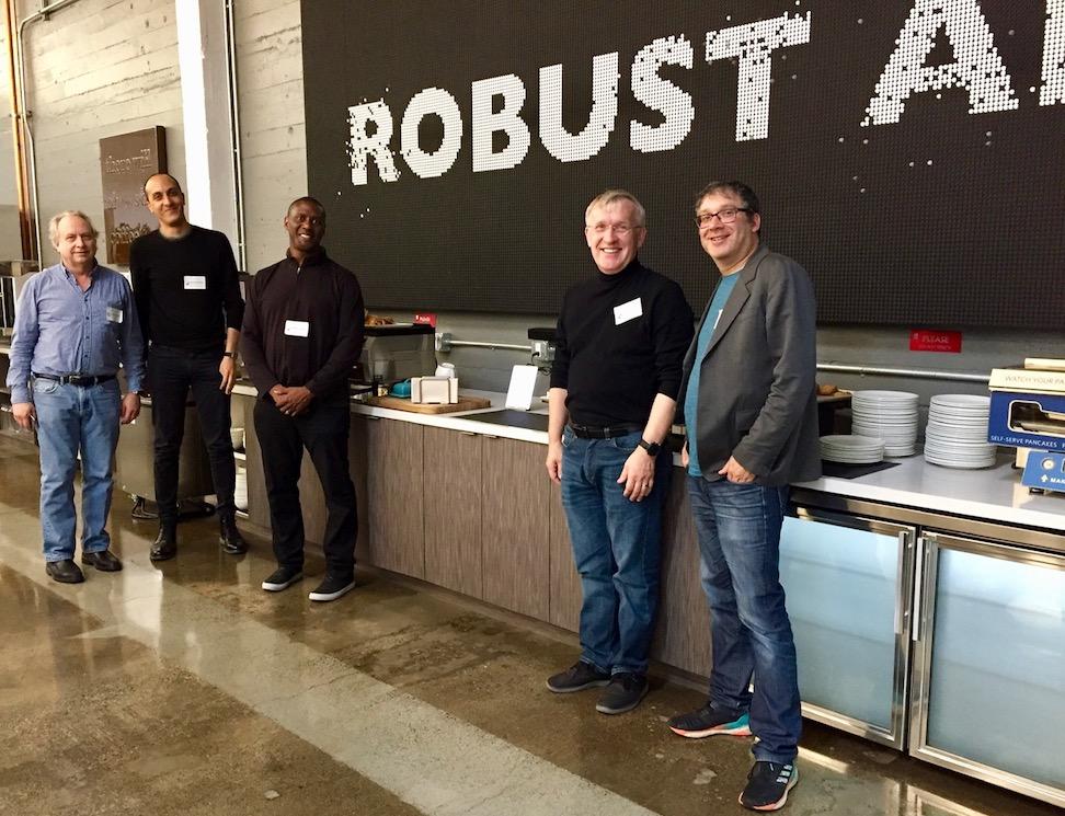 Boîte à outils de bon sens pour la construction d'IA robuste pour les robots