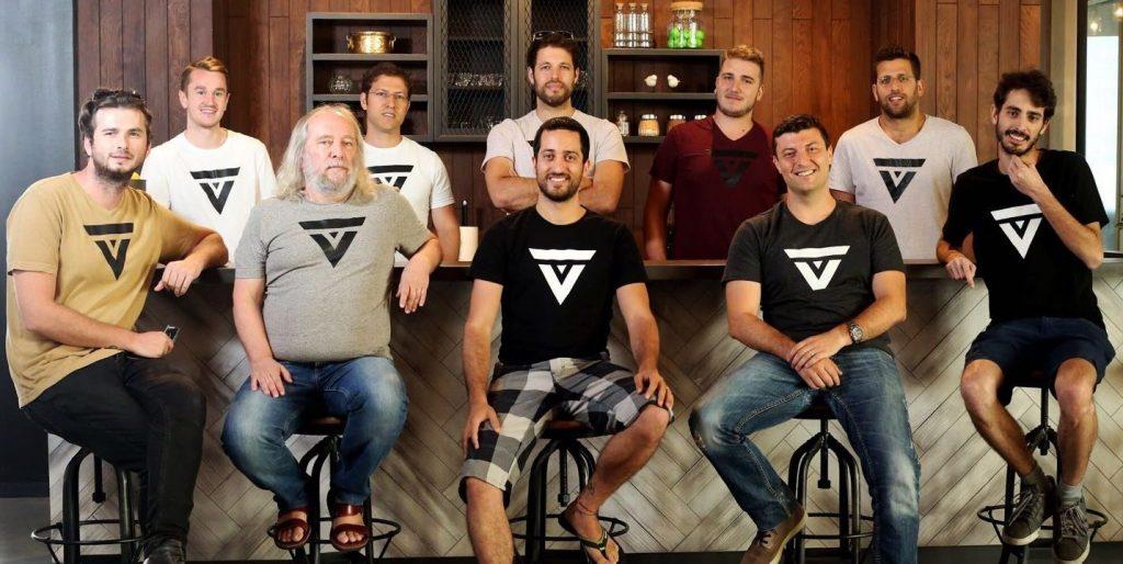 L'équipe Valerann.  Courtoisie