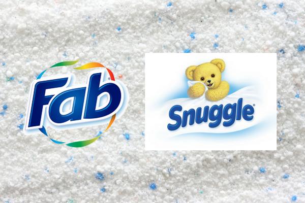Laundry Powder and Fabric Softener - Single Wash Packets