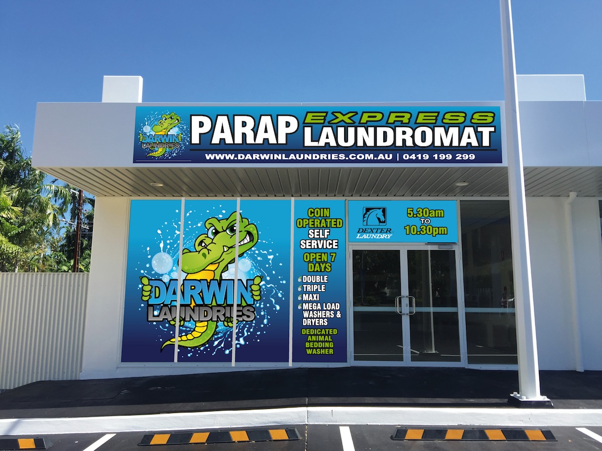Parap Express Laundromat