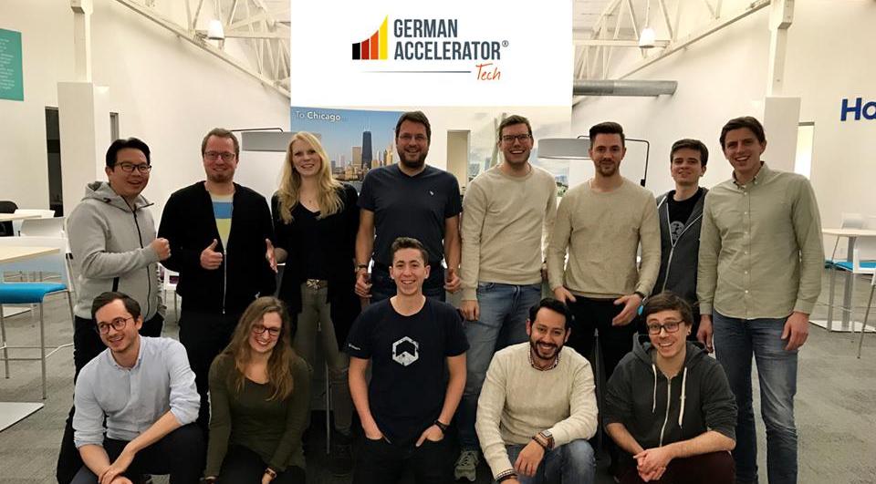 Mit Highspeed in die Zukunft mit German Accelerator
