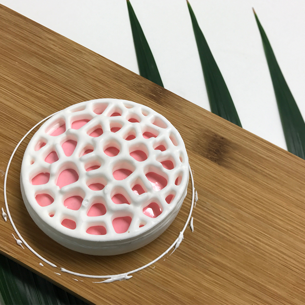 3D Printed meringue
