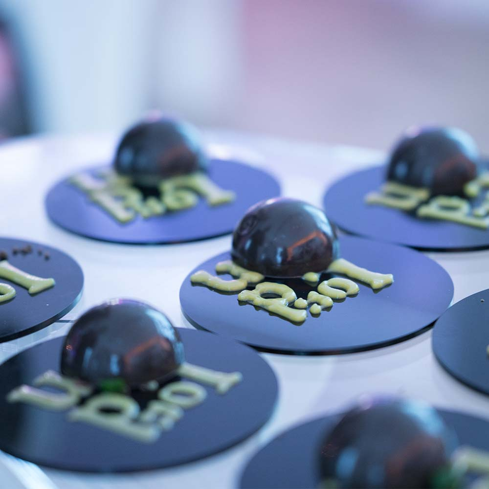 Personalized 3D printed food