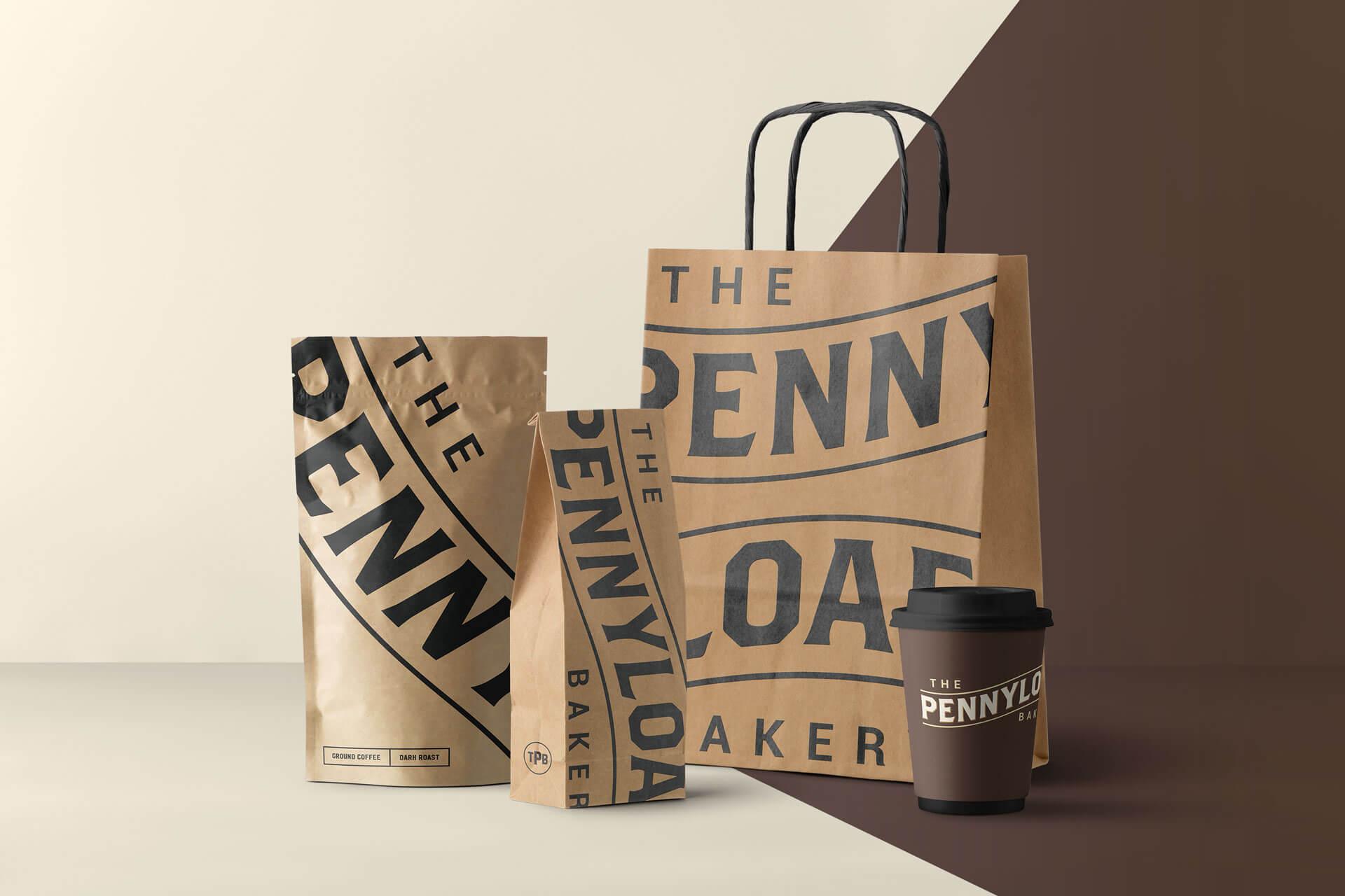 Pennyloaf packaging