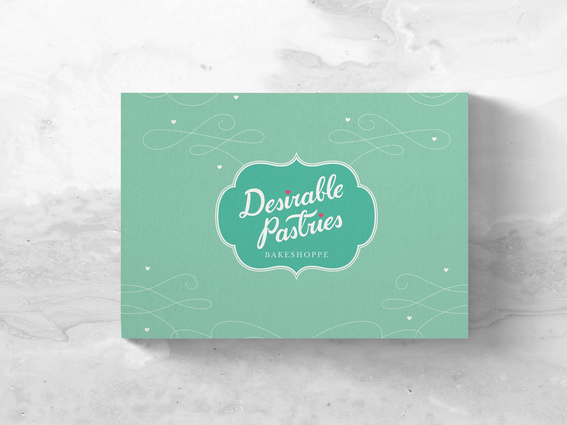 Desirable Pastries logo