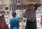 Die schwerste humanitäre Krise unserer Zeit - 13,5 Millionen Menschen benötigen dringend humanitäre Hilfe.