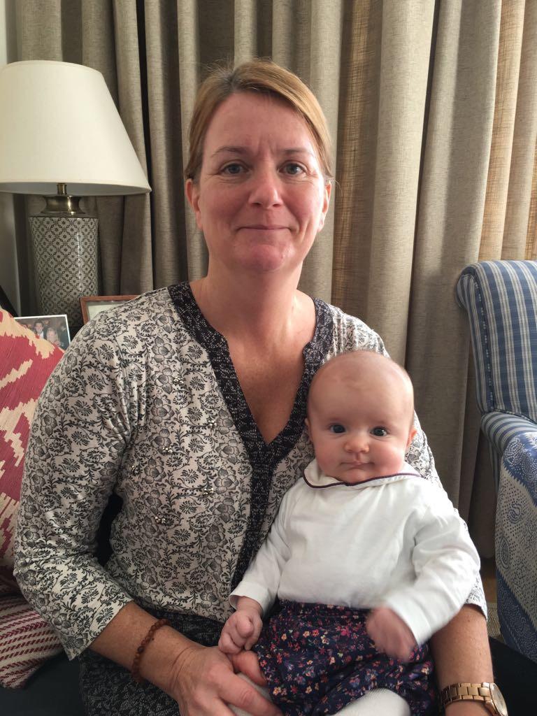 Fiona Cooke- Experienced Maternity Nurse & Author