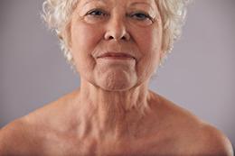 Woman Seeking Liposuction