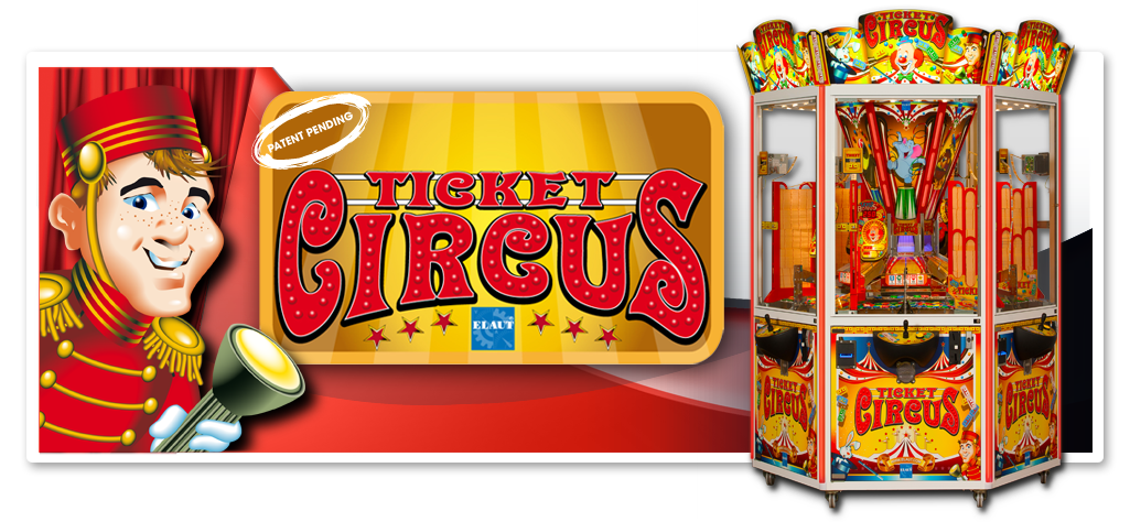 TICKET CIRCUS 6 Player