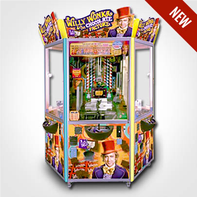 WILLY WONKA - 6 Player