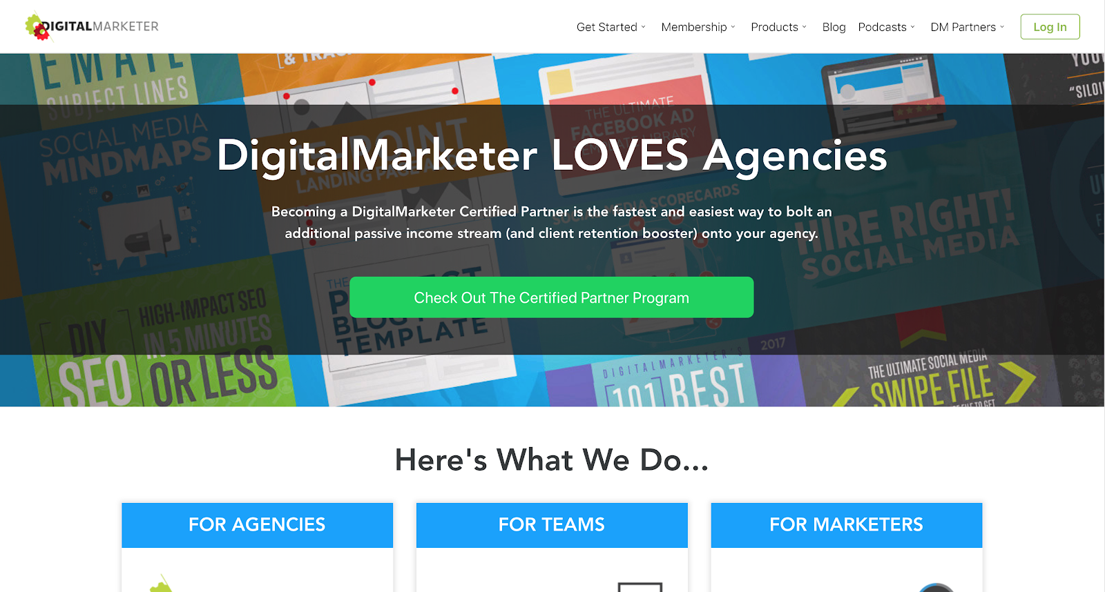 personalization example digital marketer agency