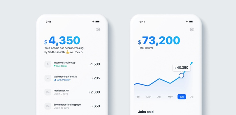 Incomee App of the Day
