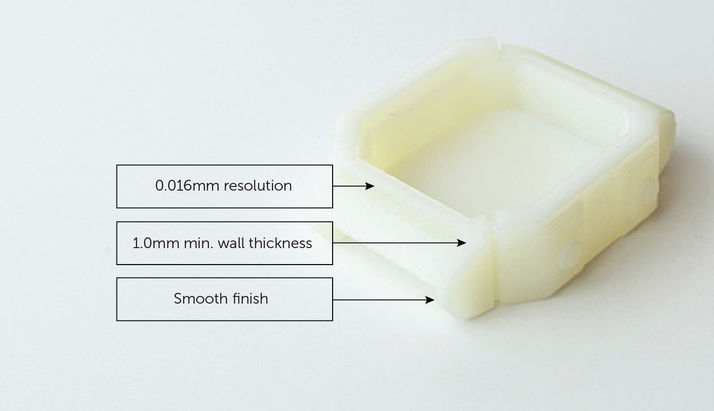 abs-like 3d printing plastic material