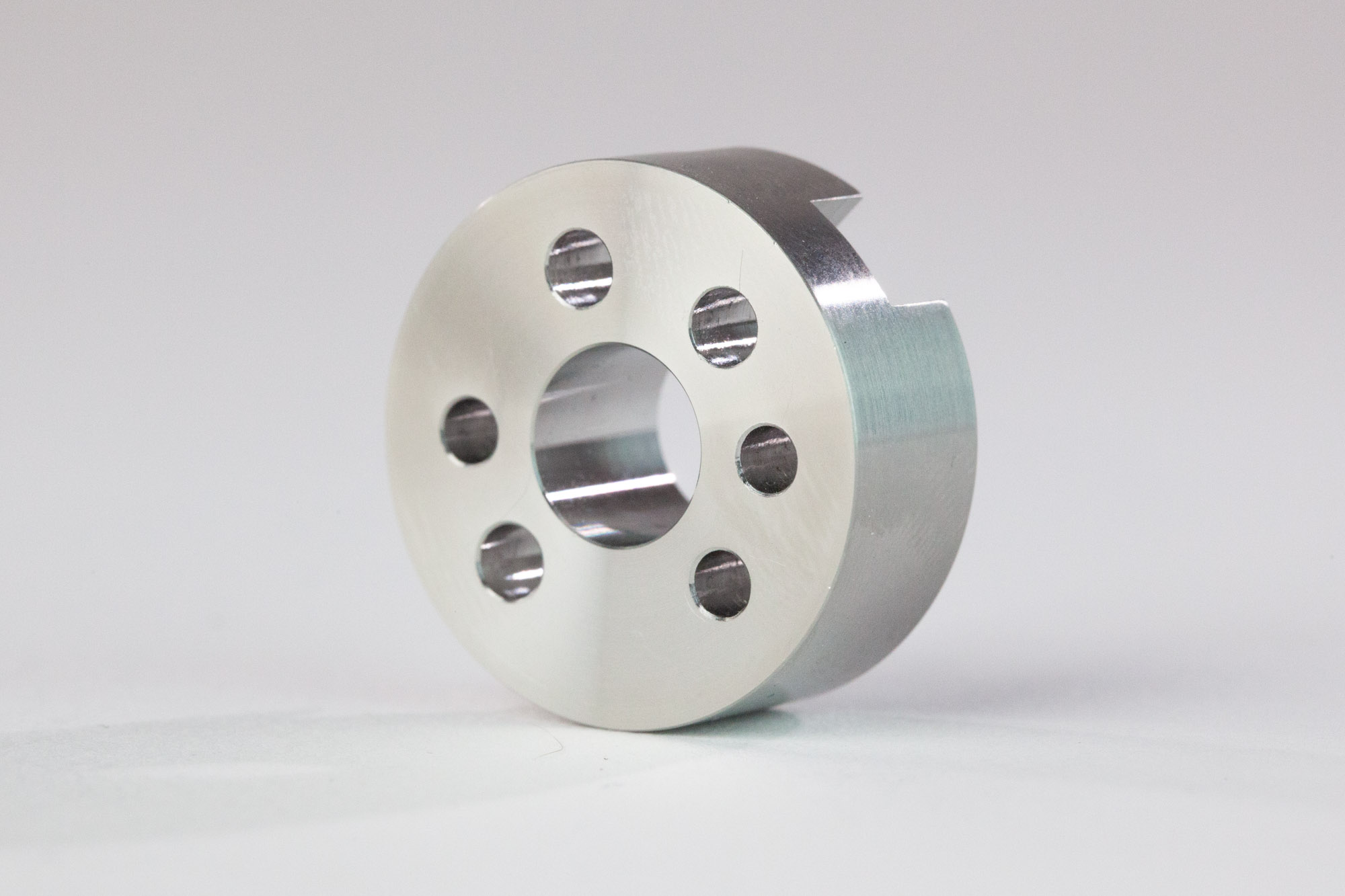 CNC finishing passivation