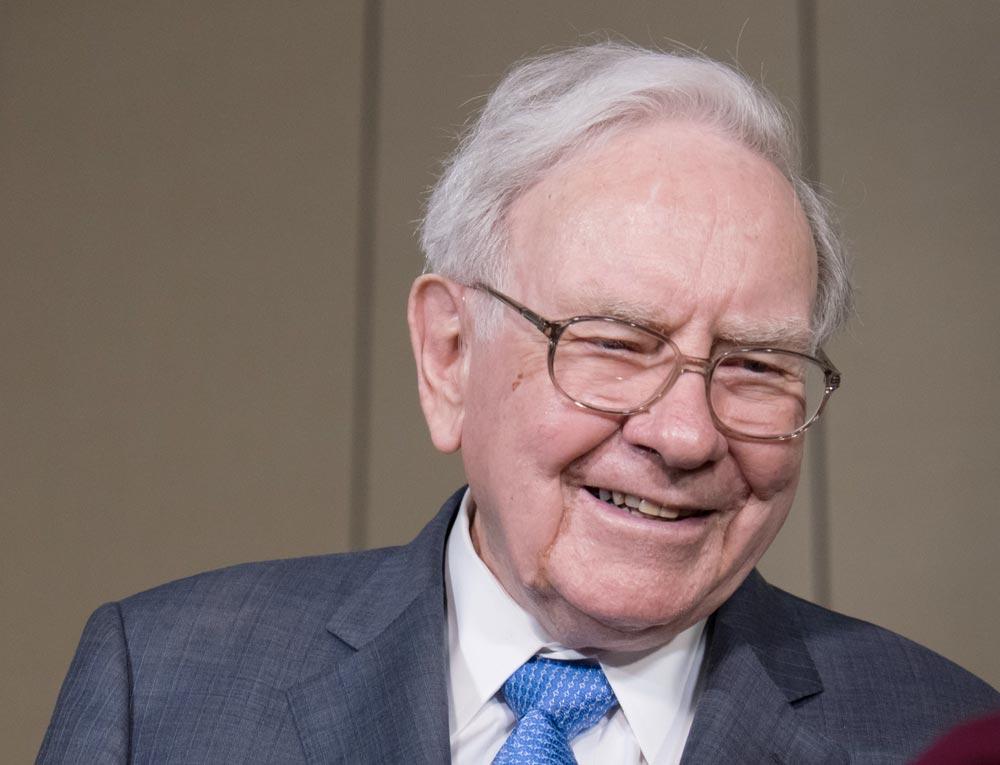 Americký investor Warren Buffett, který Bitcoin považuje za spekulaci a nefandí mu.