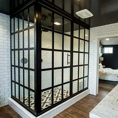 Coastal Shower Door