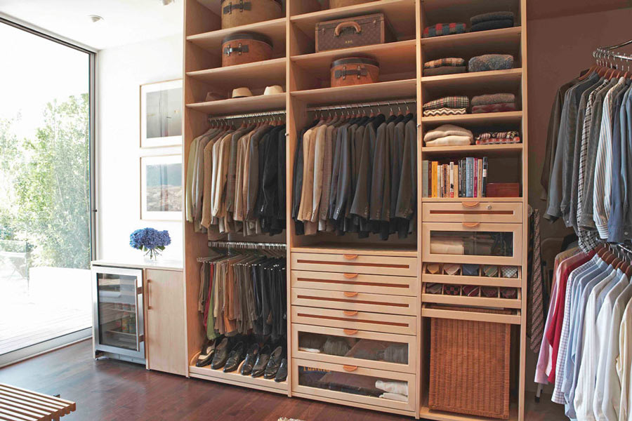 Customized Closet Units