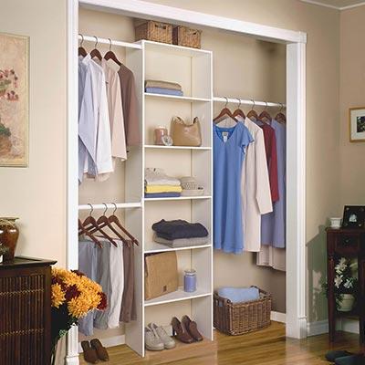 Vertical Closet Organizer
