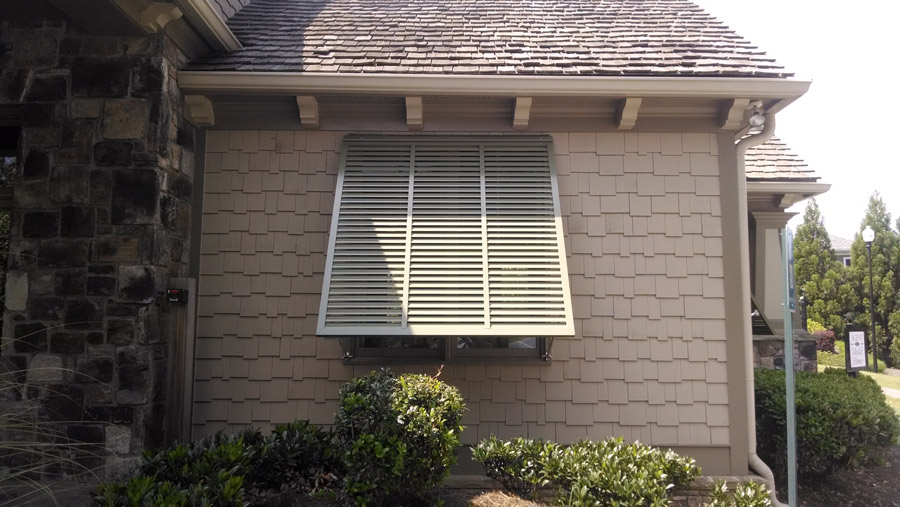 Functional Interior Shutters
