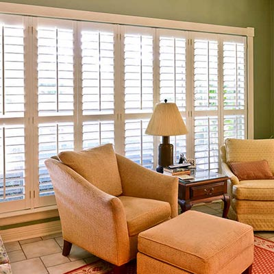 Wood Poly Shutters