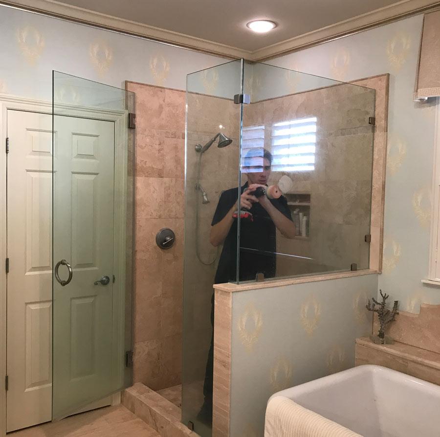 Custom Glass Shower Doors Enclosures Taylors Glass