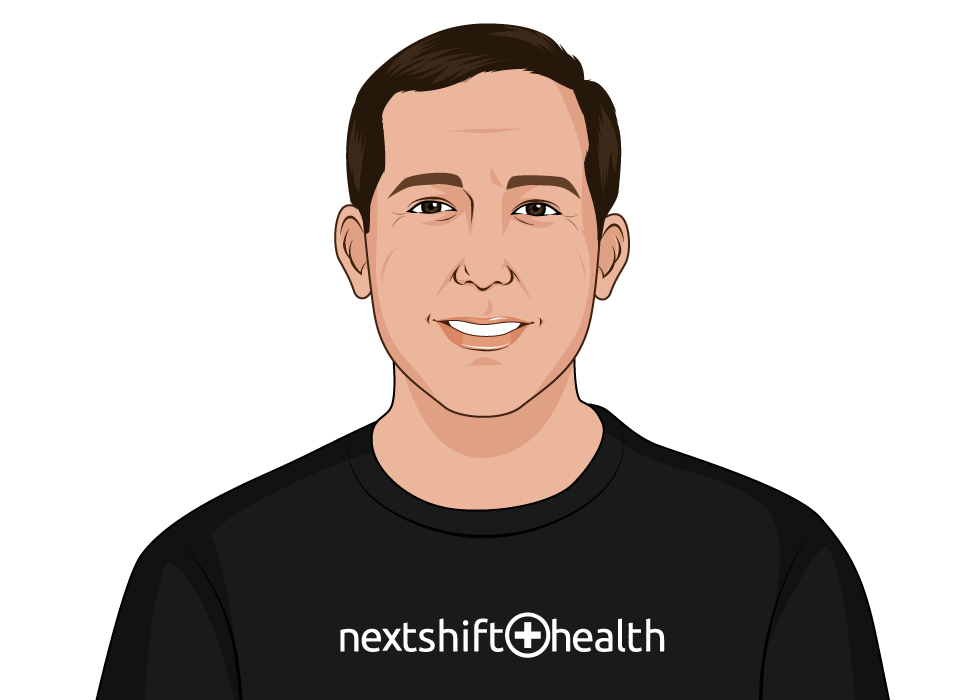 Rob Tedesco CEO of NextShift Health