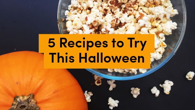 5 Recipes to Try This Halloween