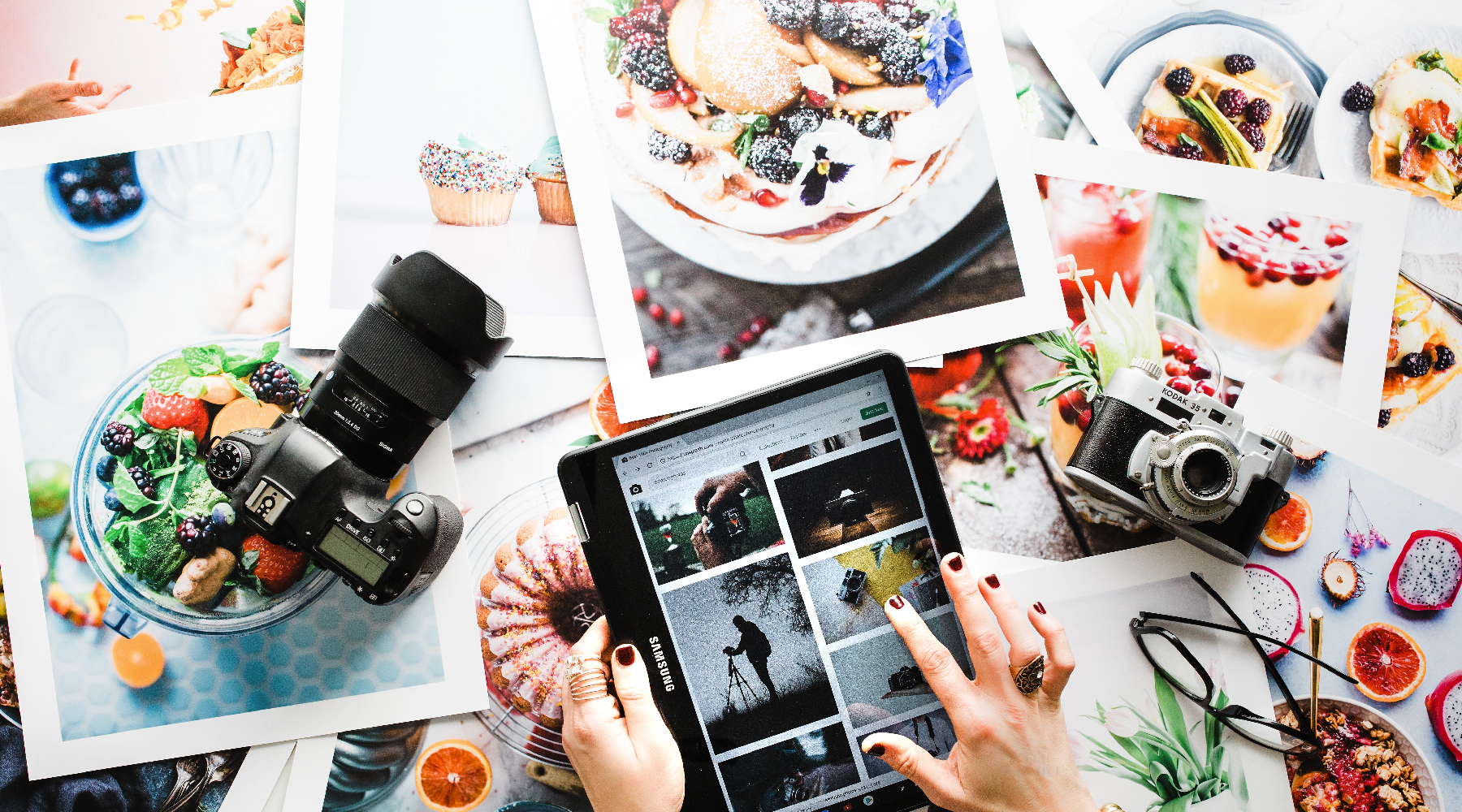 8 Student Foodies You Need  to Follow on Instagram