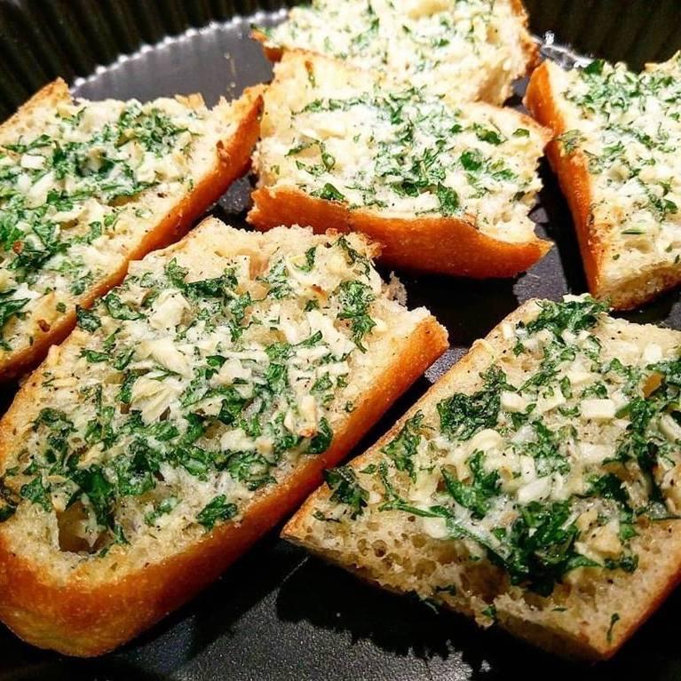 Easy Peasy Garlic Bread