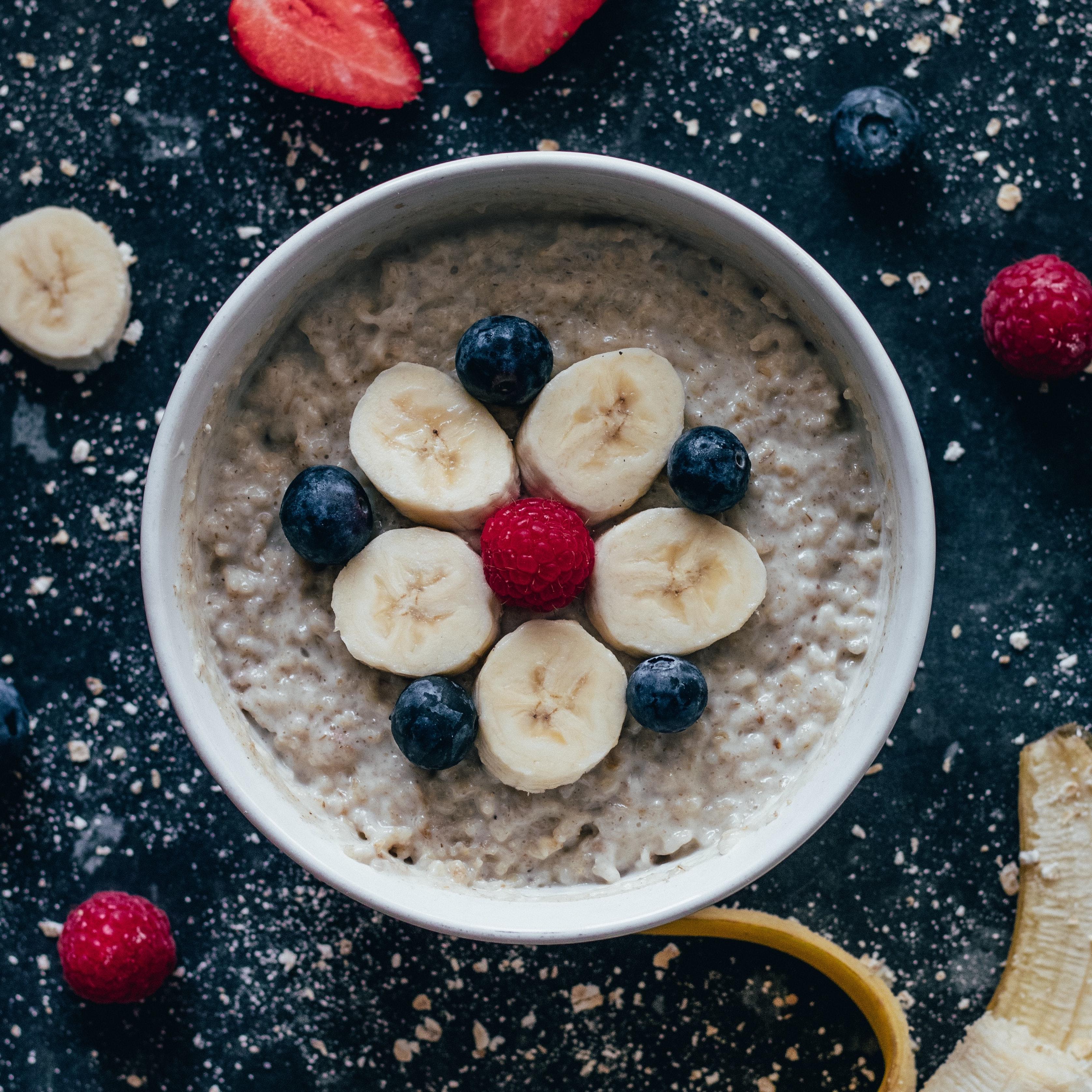 Fruity Coconut Porridge