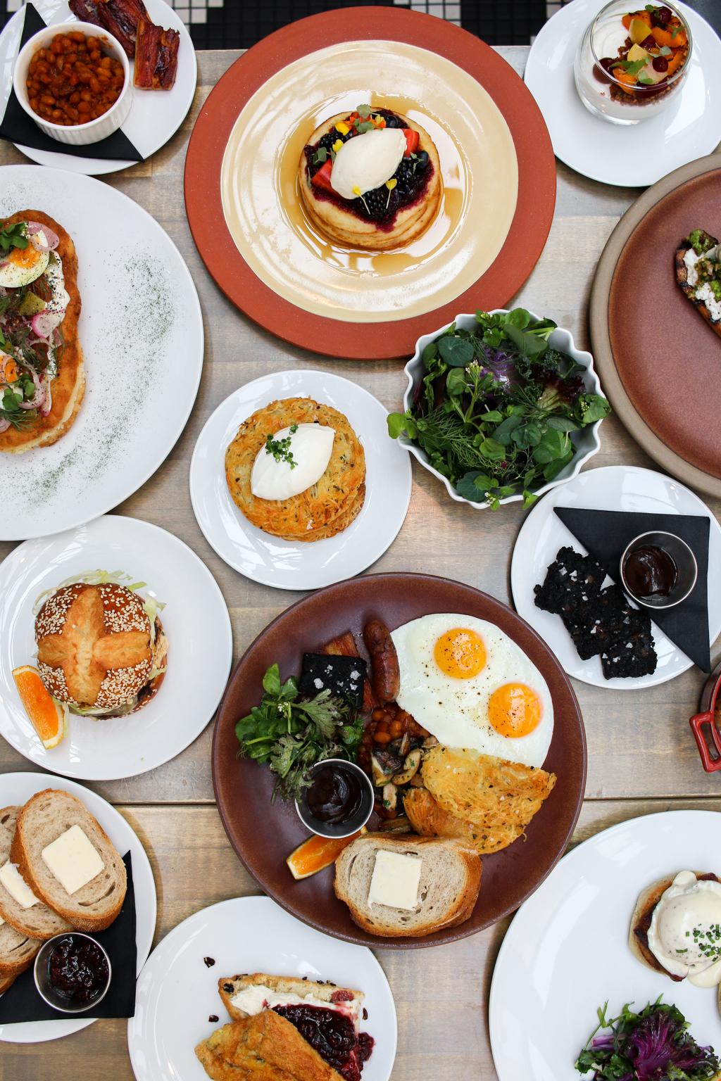 Brunch at L'Abattoir in Vancouver, British Columbia is recommended by chefs in Dirt Road Travels city guide.