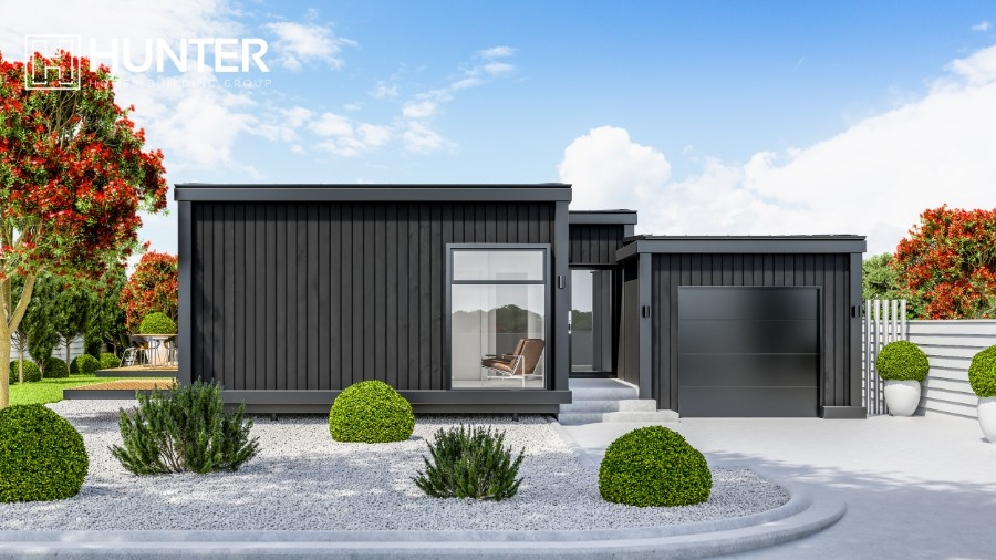 House plans - Architect designed modular homes nz ...