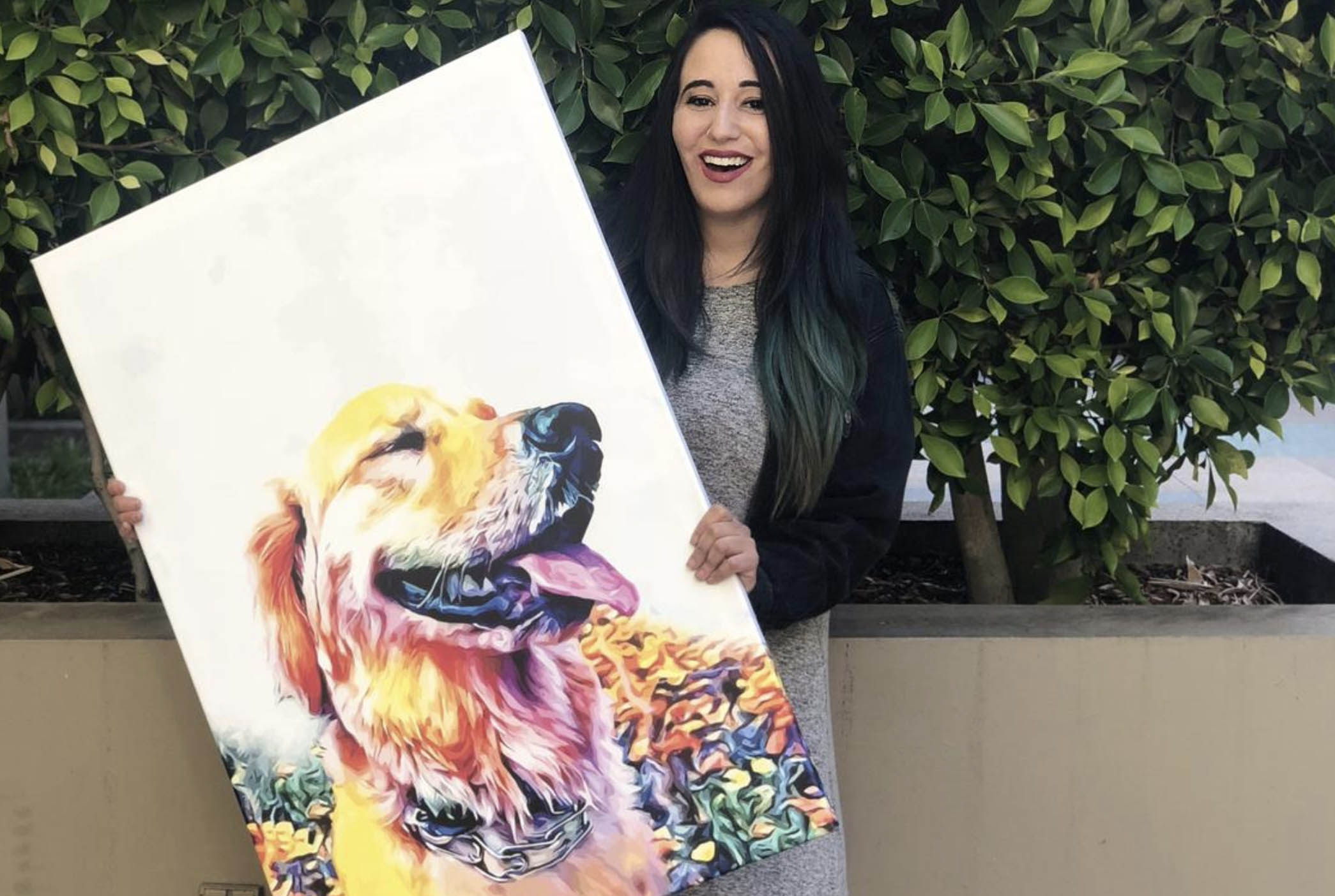 Aided by our fun-loving instructors, create an original masterpiece of your pet, all while enjoying food and drinks! Hosted by Real Dog Moms of Chicago.