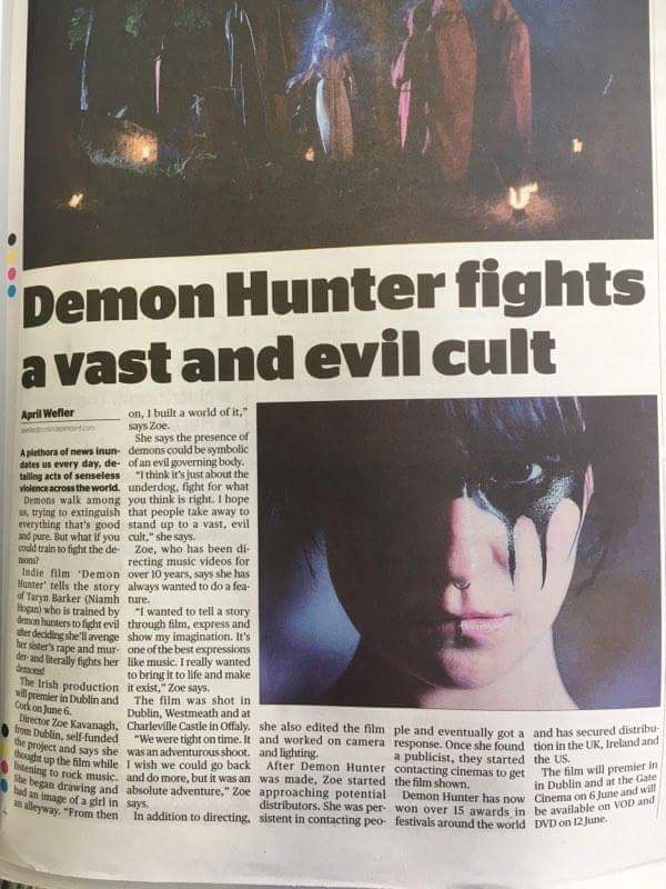 Demon Hunter Coverage