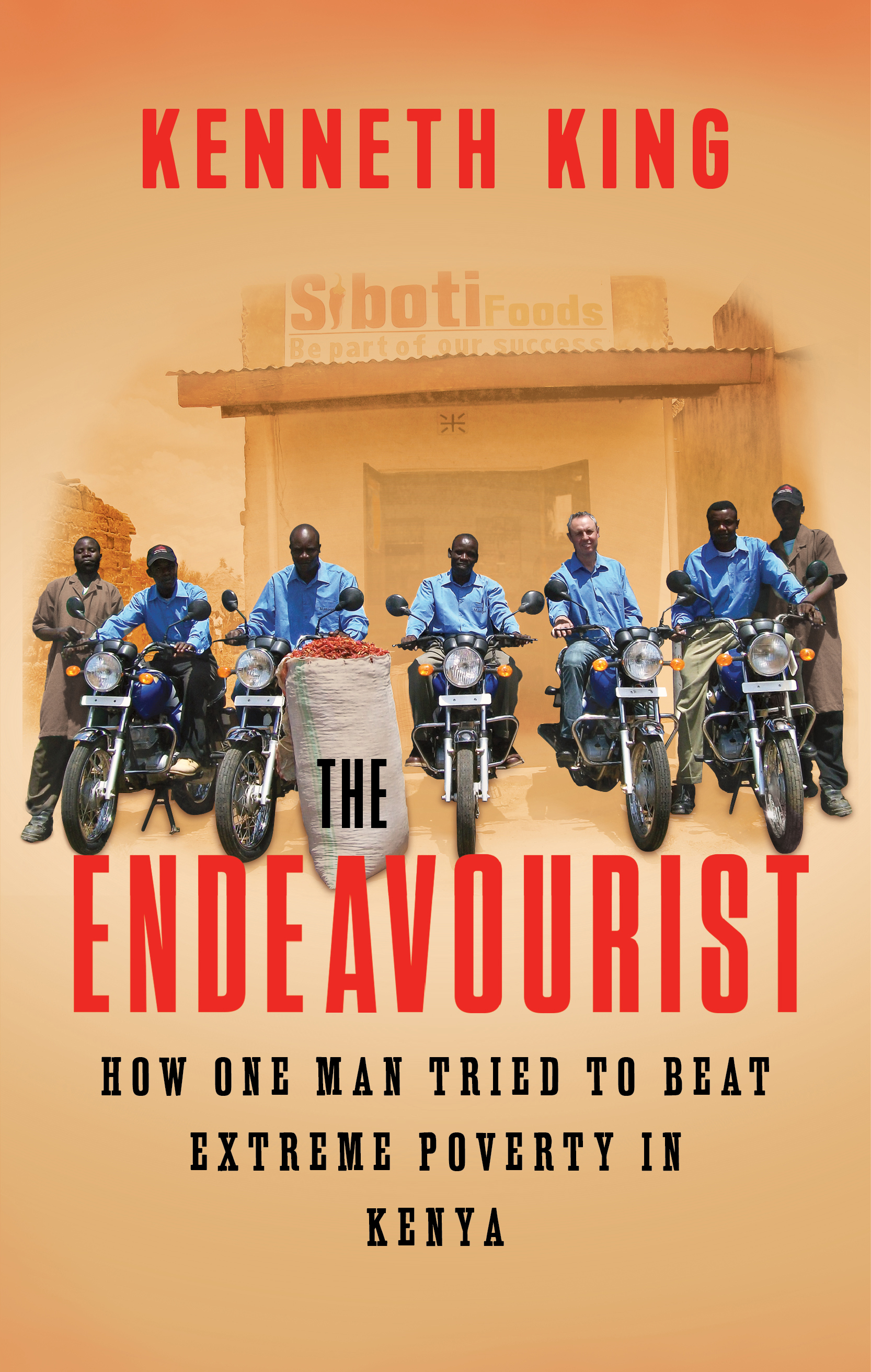 Case Study-THE ENDEAVOURIST