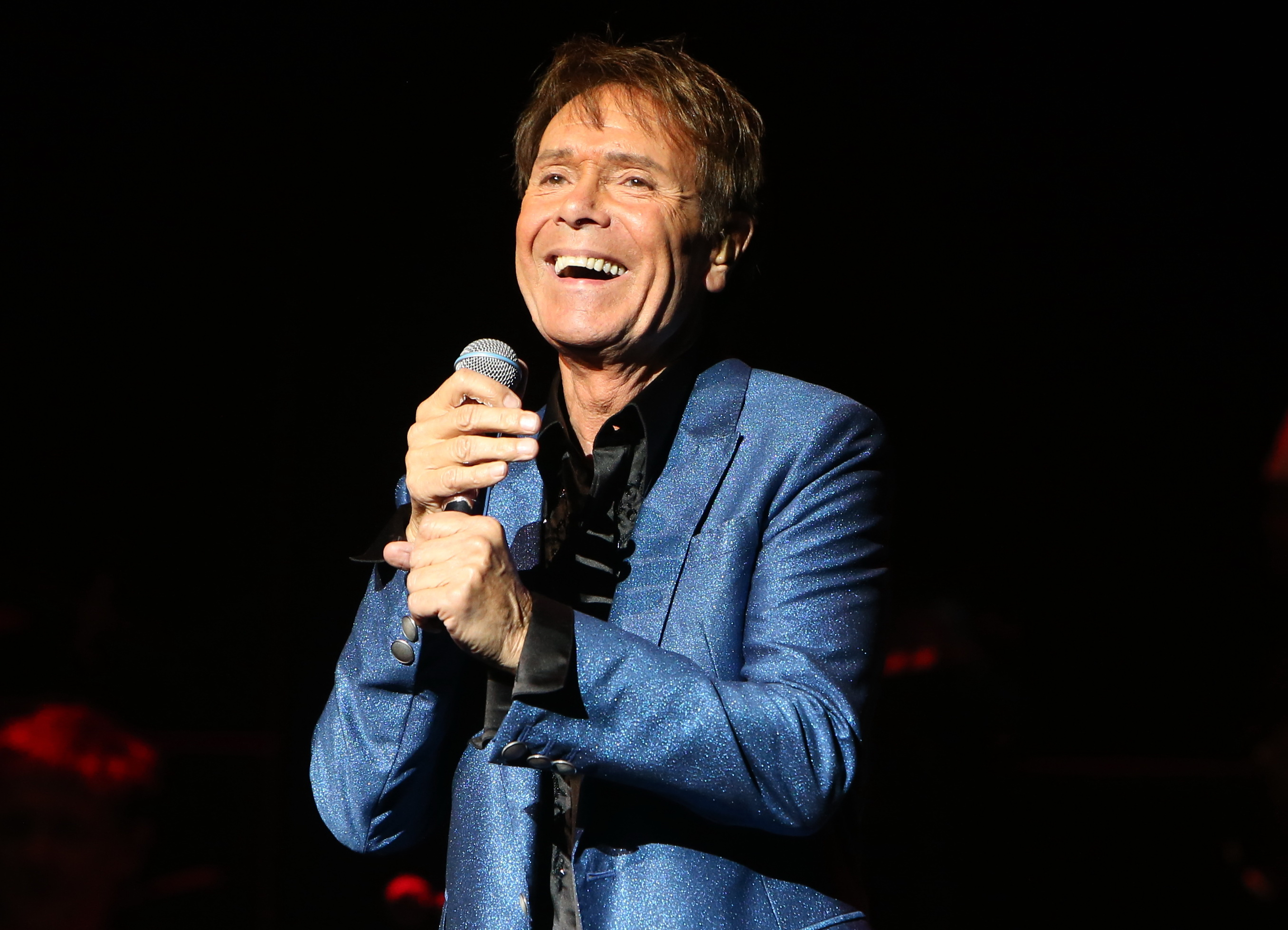 Sir Cliff Richard announces Cinematic Event