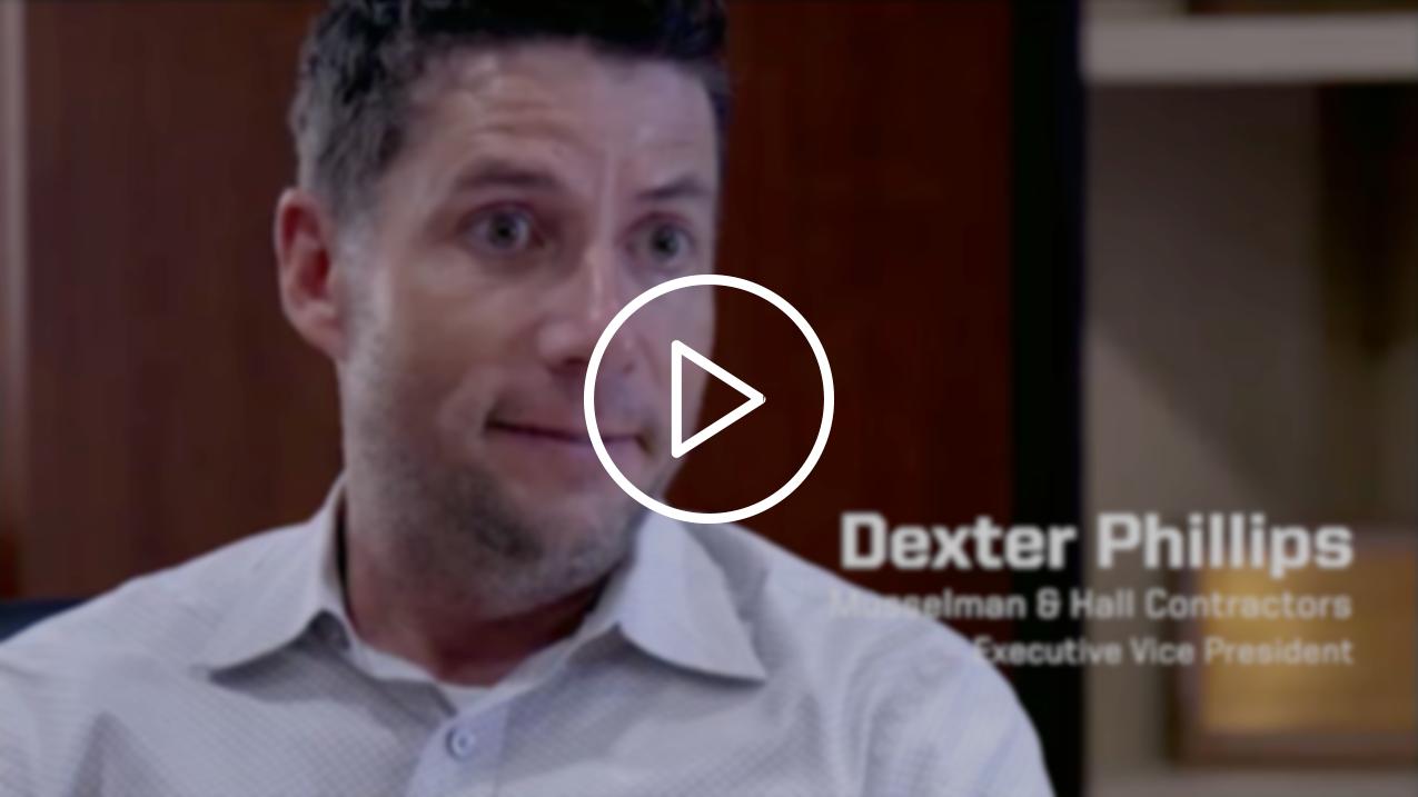 Dexter Phillips Interview