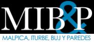 Malpica, Iturbe, Buj y Paredes Logo