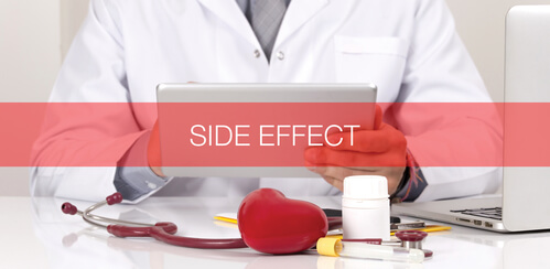 meclizine side effects