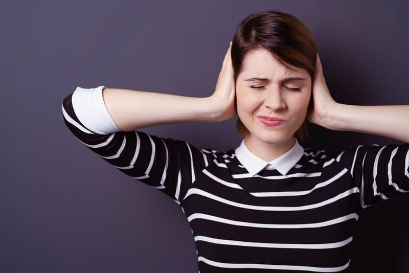 Pressure in Ears and Head – The Causes and Treatment