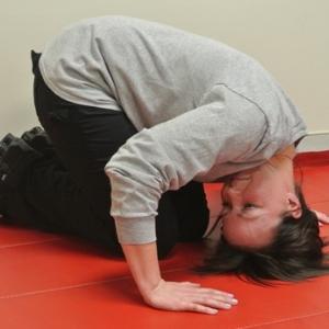 half somersault