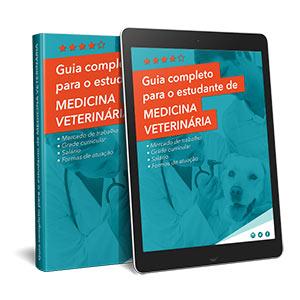 Ebook para quem quer fazer faculdade de Medicina Veterinária