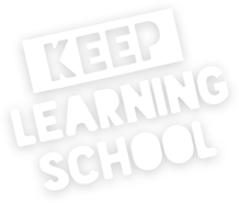 logo keep learning school