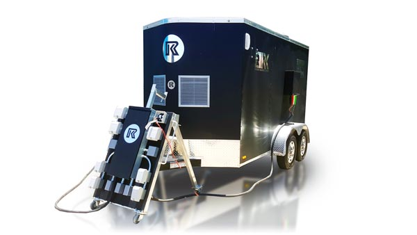RK Mobile Power Generator