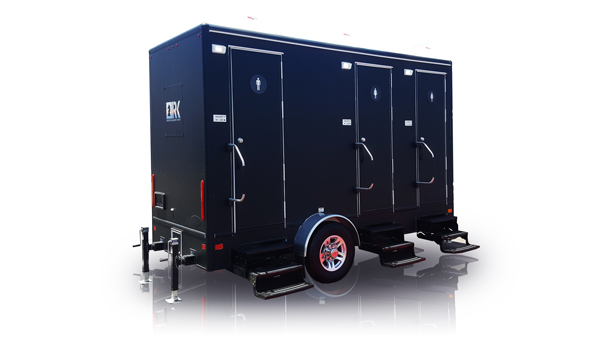 Mobile Restroom Trailer Gallery