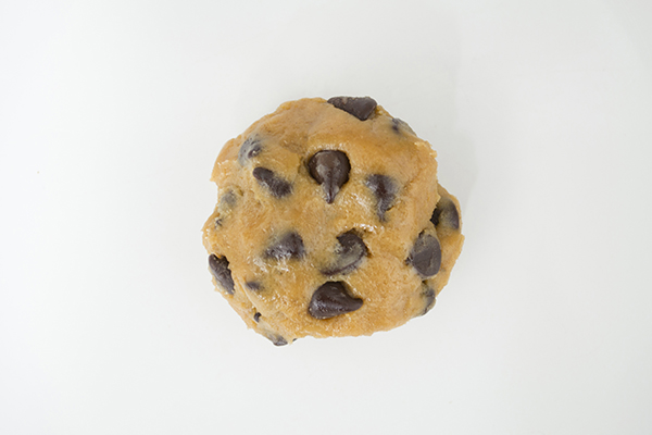 classic cookie dough with chocolate chip