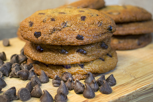 cookies and chocolate chip